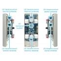 PIR da esterno a 6 Fasci MOSKITO per HDPRO
