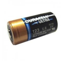 Batterie Litio CR123A
