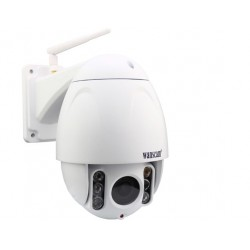 IP CAMERA DOME TELECAMERA ULTRA HD 1080P SD-CARD 16GB ESTERNO ONVIF OTTICA 4X