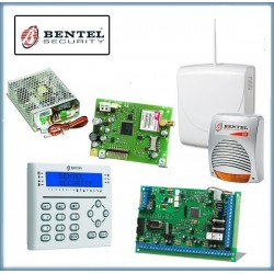 Bentel Security antifurto Kit via filo