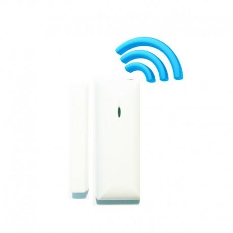 Sensore contatto magnetico Supervisionato porta/finestra Bianco o Colorato