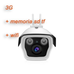 Ip Camera per esterno 3G con memoria interna