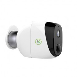Ip camera wireless 100% a batteria ARGUS