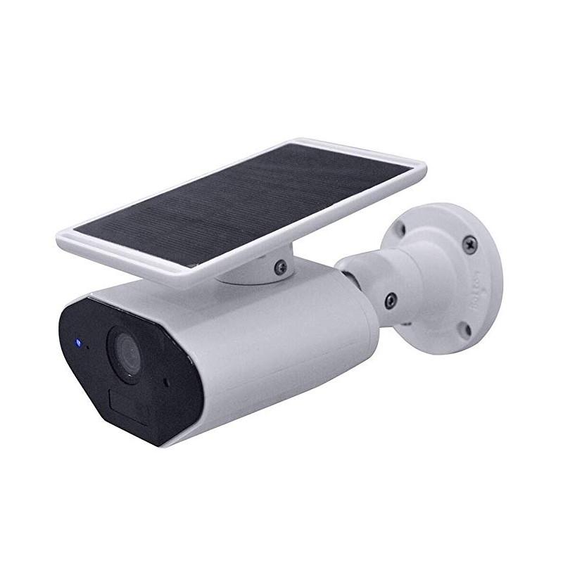 Telecamera da esterno a pannello solare for Immagini pannello solare